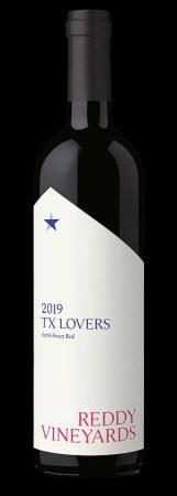 Reddy Vineyards 2019 TX LOVERS