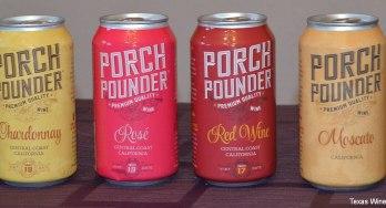Porch Pounder cans
