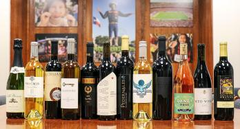 State Fair of Texas Blue Ribbon Texas wines