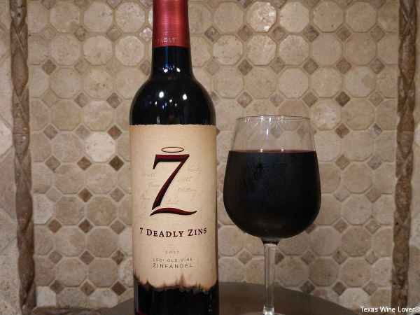 7 Deadly Zins 2017