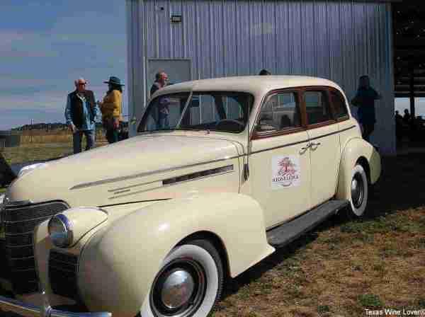 Stoneledge Winery auto