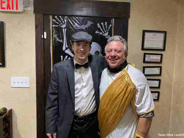 Michael and John Matthews