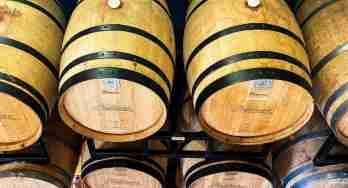 Kuhlman Cellars barrels