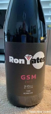 Ron Yates GSM