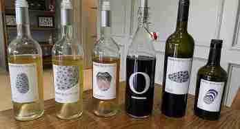 Pebble Rock Cellars wines