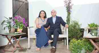 Subada and Vijay Reddy