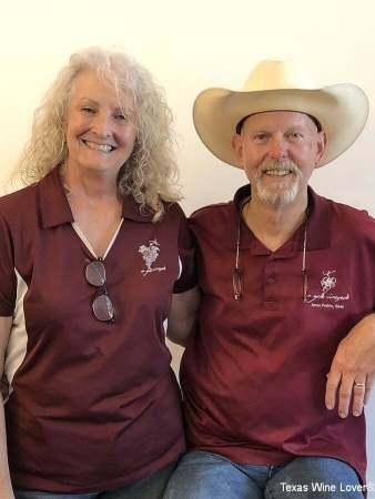 Karen and Pat Hale