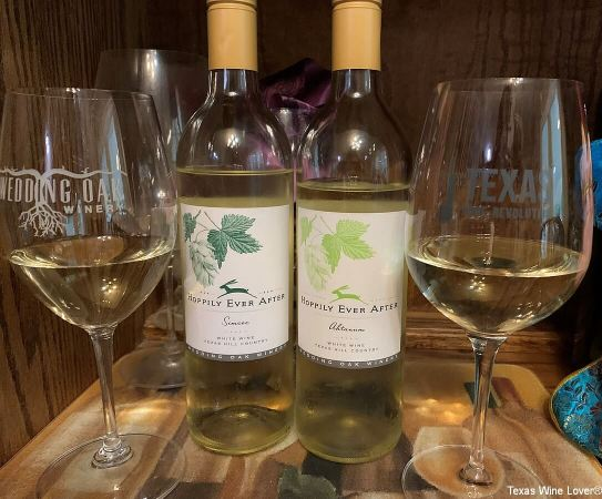 Hoppily Ever After wines