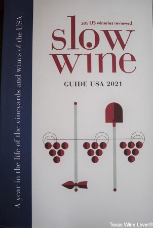Slow Wine Guide cover