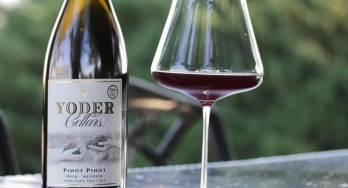 Yoder Cellars 2019 Pinot Noir featured