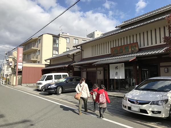 車での来客も多く、大阪や名古屋、神奈川ナンバーも見受けられました。