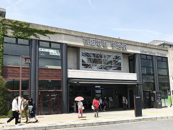 今回の会場は京阪電鉄・宇治駅からすぐの「ふりーすぺーす宇治日和」です。