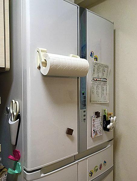 我家の冷蔵庫くん。もう7年の付き合いですが、この方、ある日突然「死にます」。過去3回の常習犯です。