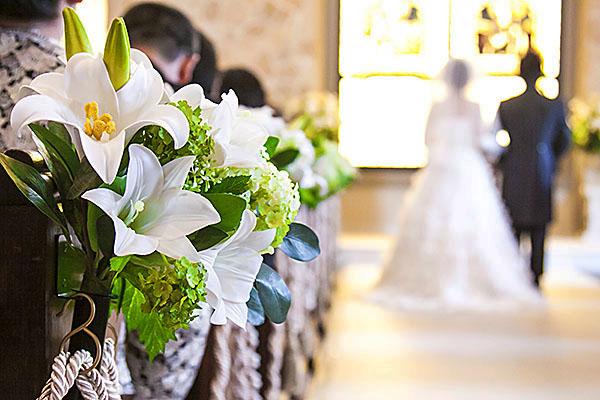 主人公・優子の結婚式、当日の朝。プロローグの意味がわかります。心に響きます。