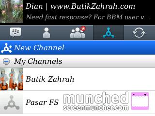 BBM Channel for Your Marketing Tool (2/6)