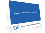 superpresentkortet