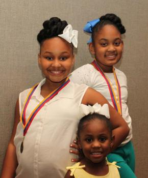 Youth Poetry Slam Participants