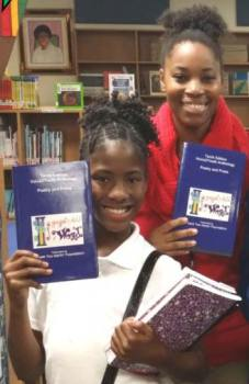 The annual Anthology giving Voice2Youth.