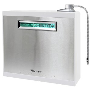 vand maskine, ioniseret vand