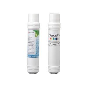 Få det reneste drikkevand med Tyents førende teknologiske filtersystem.