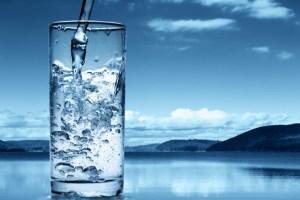 basisk ioniseret vand