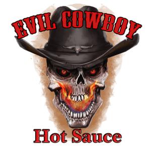 Evil Cowboy Hot Sauce Sponsor