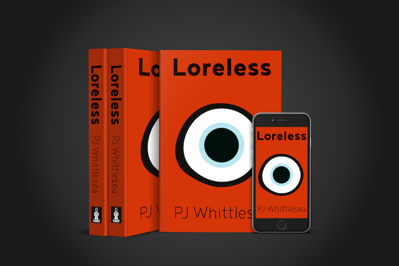 Loreless Amazon Cover
