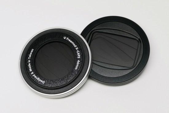 X-CAP2 rear