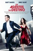 Os Agentes do Destino (The Adjustment Bureau, 2011, EUA) [C#045]