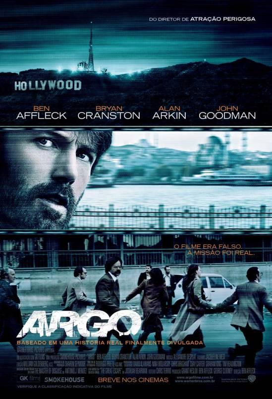 """""""Argo"""" - Poster brasileiro"""