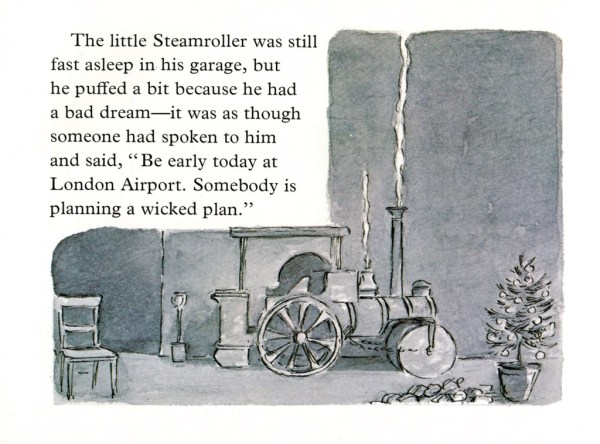 The Little Steamroller by Graham Greene and Edward ...