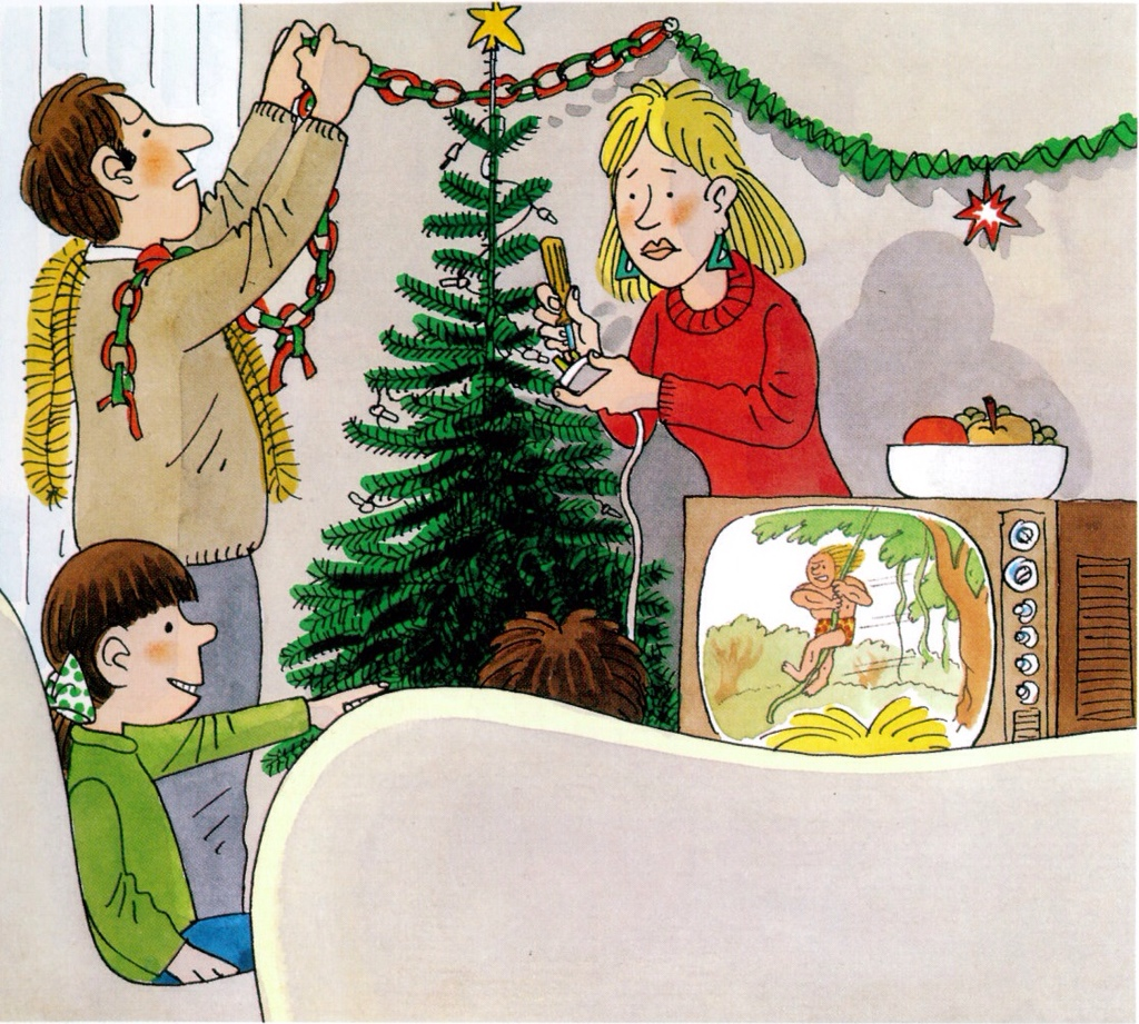 Biff Chip And Kipper S Christmas Adventure