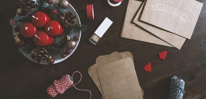 Kartki świąteczne w biznesie