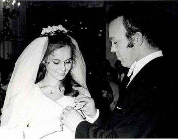 Уникальные свадебные фотографии советских звезд