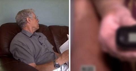 13 лет хозяевам досаждал звук в доме, который доносился из-за стены
