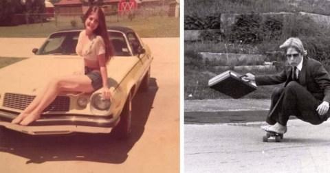 Эти снимки доказывают, какими крутыми были наши родители