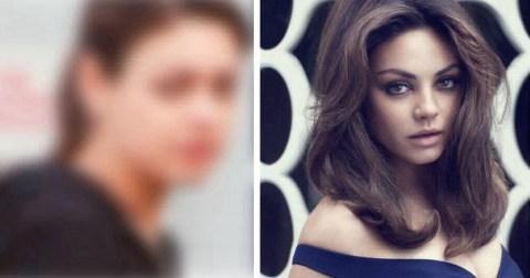 Голливудское перевоплощение: знаменитости, которых просто не узнать без макияжа