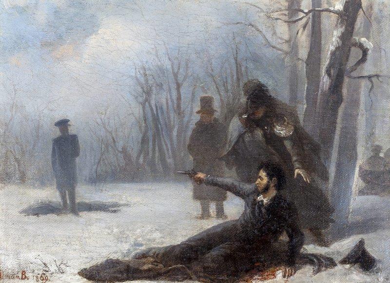 Что стало с Дантесом после дуэли с Пушкиным