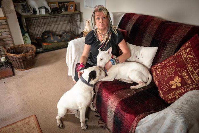 «Я или собаки»: после 25 лет брака жена решила избавиться от мужа