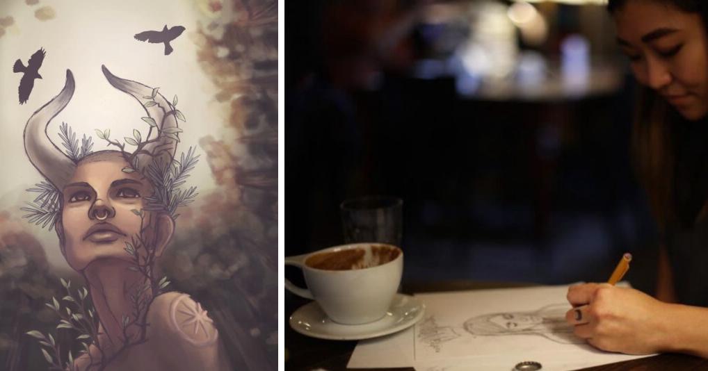 В знаках зодиака в виде мифических богинь увидели связь с таро