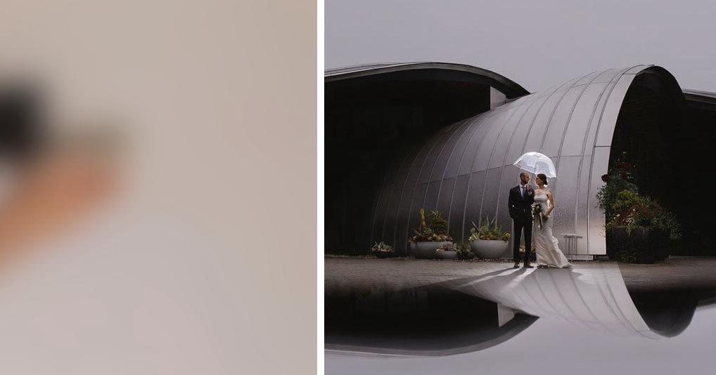 Свадебный фотограф придумал способ, как вывести снимки на новый уровень