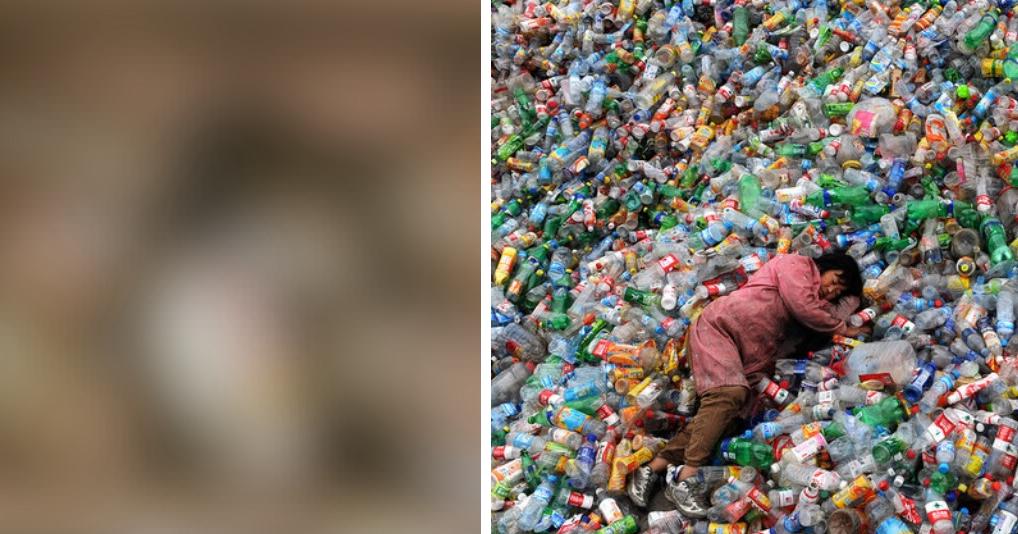 Причина, почему наша планета погибает из-за пластика