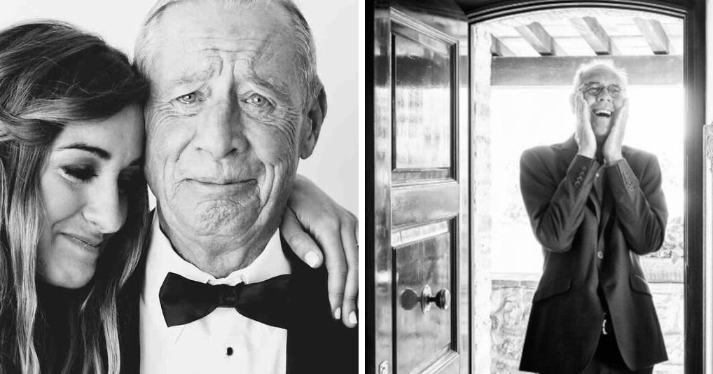 20 фото отцов, которые впервые увидели своих дочерей-невест