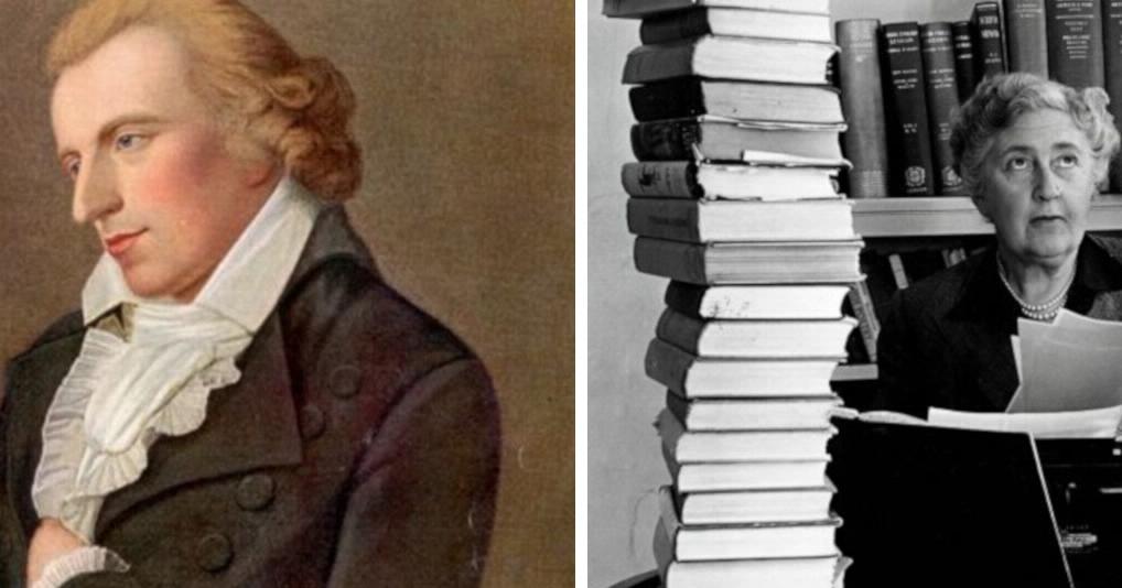 Вы по-новому взглянете на литературу после этих фактов о писателях
