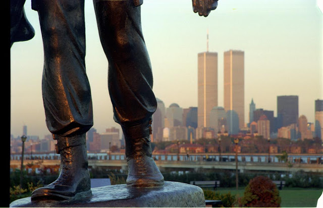 9/11: A Visual Memory