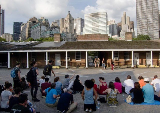 THE TEMPEST in Battery Park: a must-see performance
