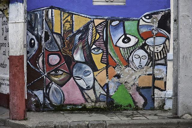 CUBA: Callejón de Hamel. The Art of Salvador