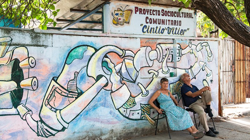 Havana, Cuba: Artists and Their Art