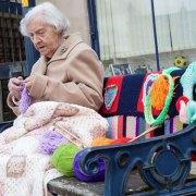 100-летняя рукодельница