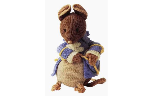 Mouse Gentleman. Мышь Джентельмен. Описание